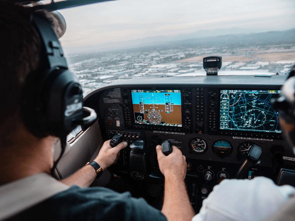 pilote avion principe effectuation